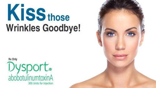 dysport injectable clevland ohio