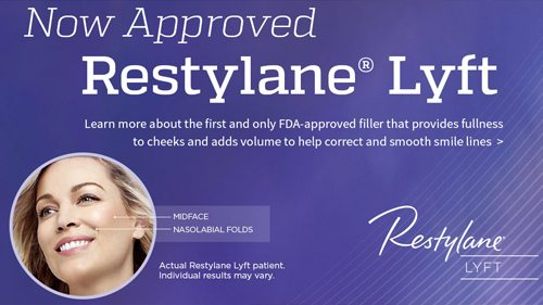 restylane lyft injectable filler cleveland ohio